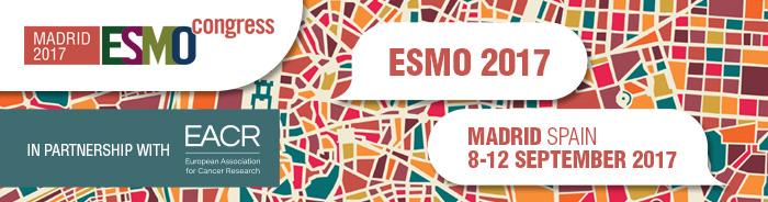 Congrès ESMO 2017