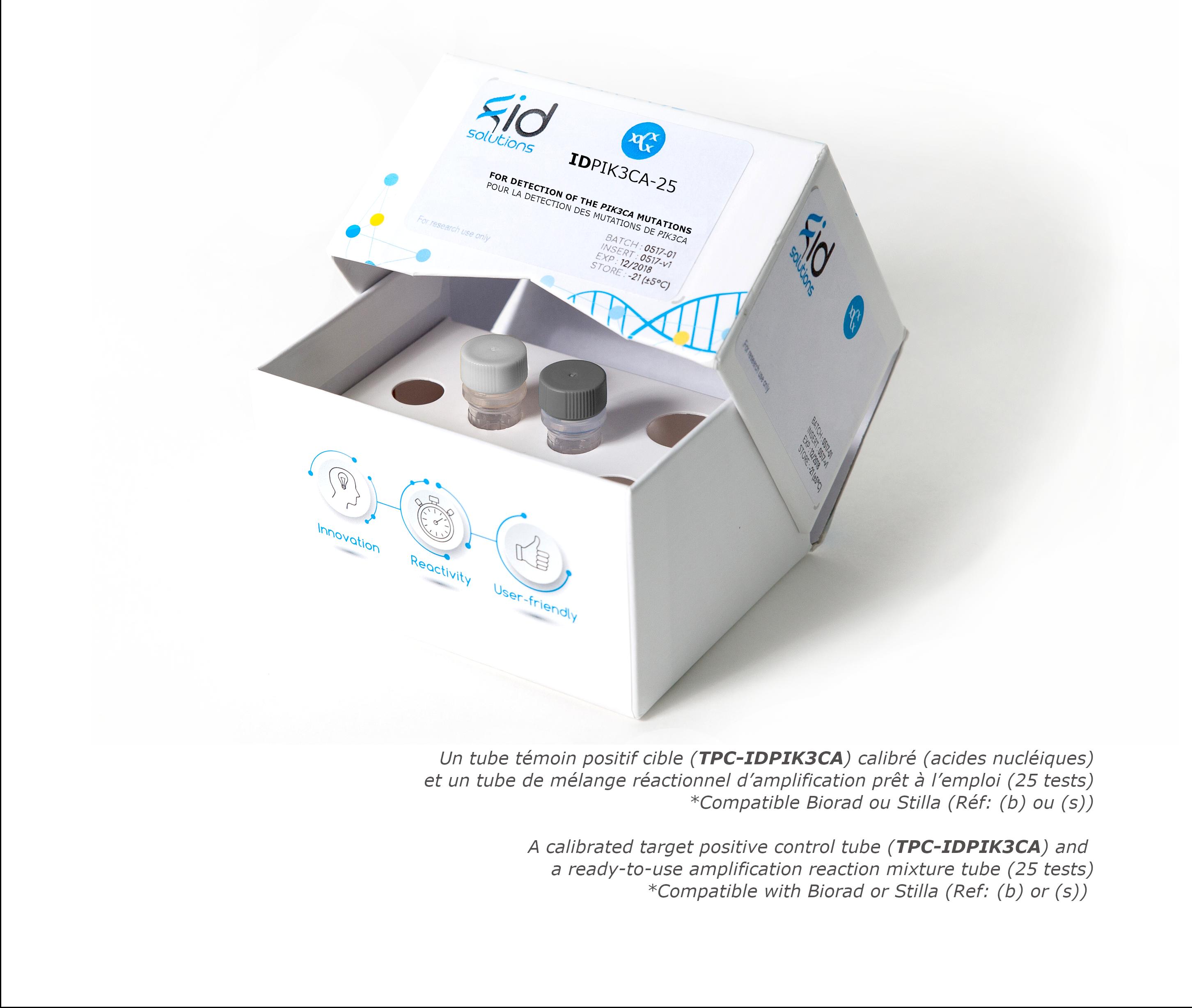 IDPIK3CA - Circulating tumor DNA PIK3CA Mutation Detection Kit based on digital PCR